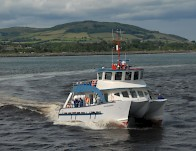 Rathlin Express - 97 passengers on Aluminum Catamaran