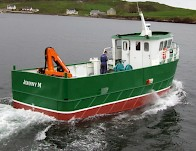 13m Fishfarm Support Vessel